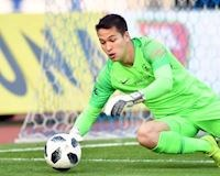 Filip Nguyễn nhận giải 'Thủ môn hay nhất' VĐQG CH Cezch