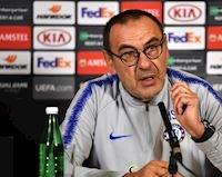 HLV Sarri dọa BLĐ Chelsea trước chung kết Europa League