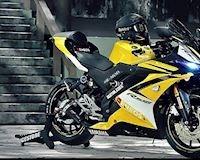 """Chỉ 25 triệu đồng, Yamaha R15 """"biến hình"""" thành R1"""