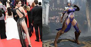 Thèm khát Ngọc Trinh, game thủ Liên Quân Mobile đòi Garena làm trang phục Emily