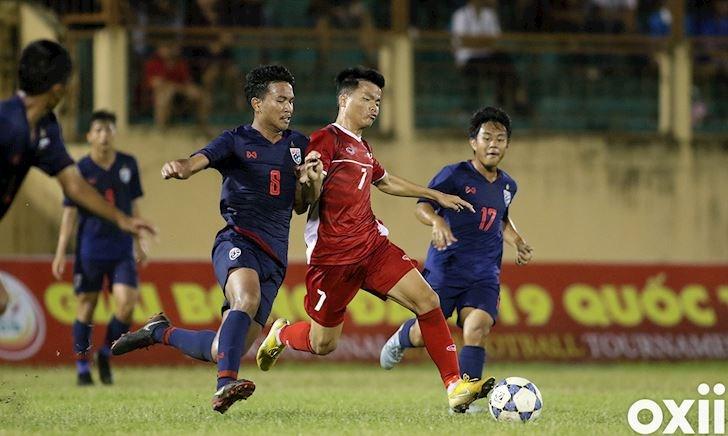 Link xem trực tiếp U18 Việt Nam vs U18 Thái Lan