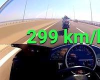 Sự thật huyền thoại Yamaha R6 có thể chạy 299 km/h