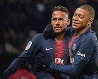 HLV PSG 'cạn lời' với Neymar và Mbappe