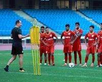 King's Cup: Tuyển Ấn Độ tuyên bố quyết vô địch