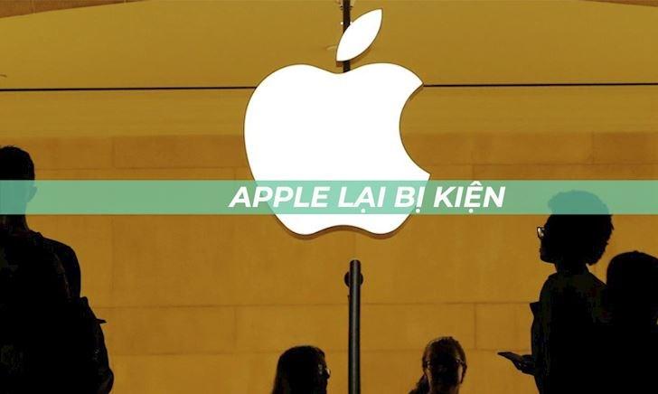 Apple tiếp tục bị kiện vì bán thông tin người dùng
