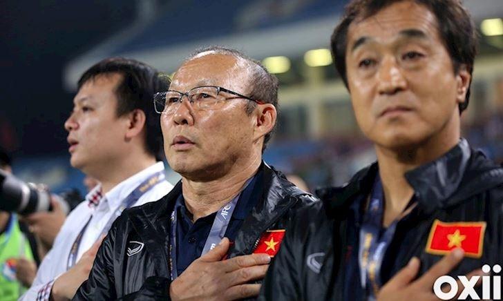 Tuyển Việt Nam dự King's Cup: Những mối lo của HLV Park Hang-seo