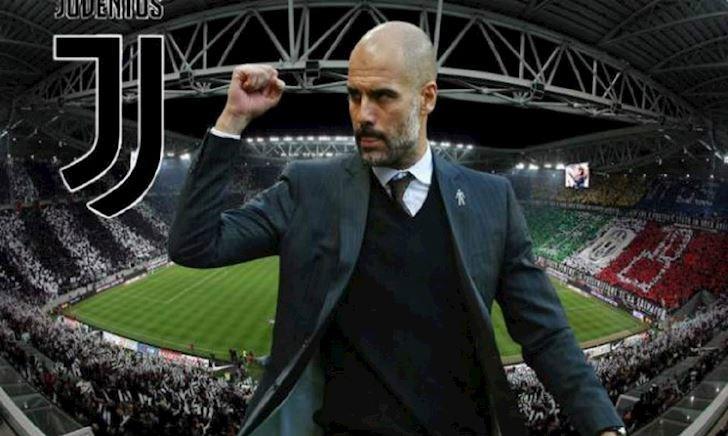 Juventus lợi dụng Pep Guardiola để 'rửa tiền' trên sàn chứng khoán
