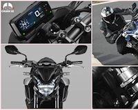 180 triệu cho chiếc pkl Honda 500cc tại Việt Nam