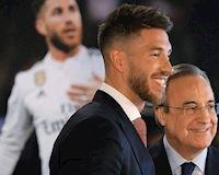 Chủ tịch Perez ngầm chốt vụ Hazard, nói sốc về Ramos