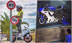 Giấc mơ của biker Việt Nam