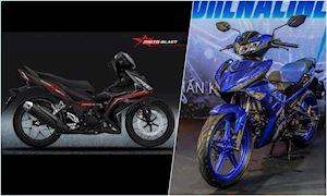 Yamaha Exciter mới có gì cạnh tranh với Honda Winner X?