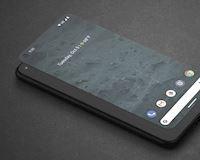 Thiết kế chính thức của Pixel 4 xuất hiện với viền benzel mỏng hơn cả iPhone?