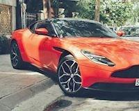 Siêu xe Aston Martin DB11 giá 16 tỷ có màu cam cực độc của đại gia Sài Gòn