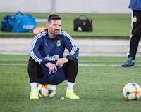 Neymar sang Real khiến Messi lo lắng tột độ