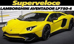 Giải mã tên gọi phức tạp của các siêu xe Lamborghini