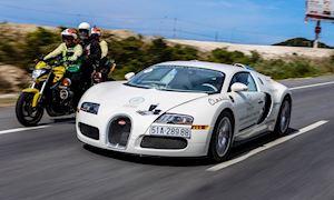 Siêu xe Bugatti Veyron được định giá cao nhất Việt Nam với 66 tỷ