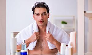 Quy trình chăm sóc cơ thể cơ bản của một nam giới hiện đại gồm những bước nào?