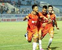 Hà Đức Chinh ghi bàn, CLB TP.HCM bị đội bầu Hiển đánh bại