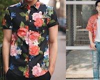 Đàn ông đủ trưởng thành nên ngưng mặc kiểu áo này nếu không muốn bị chê TRẺ CON