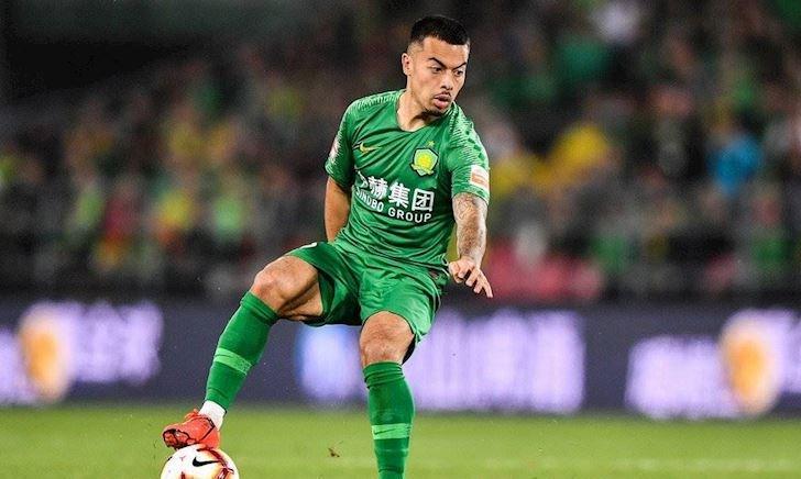 CHÍNH THỨC: Cầu thủ nhập tịch đi vào lịch sử bóng đá Trung Quốc