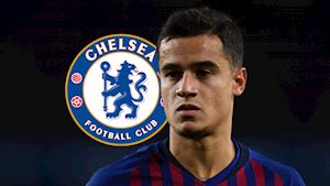 SỐC: Bật FIFA, Chelsea mua Coutinho về thay Hazard