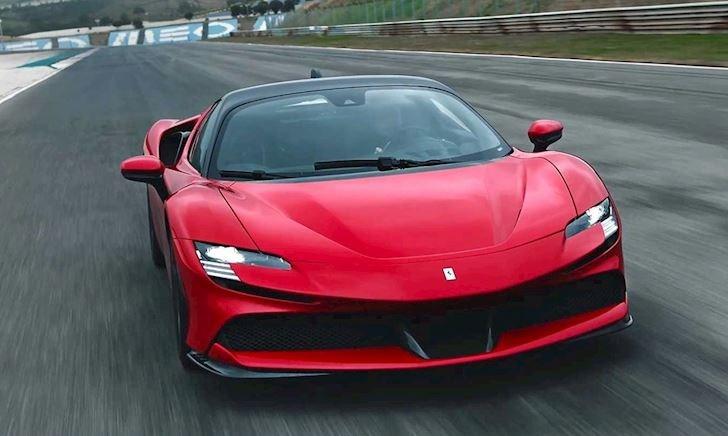Siêu xe mạnh nhất của Ferrari ra mắt, mạnh tới 1.000 mã lực