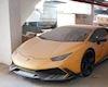Nghẹn ngào nhìn siêu xe Lamborghini bị bỏ xó phủ bụi tại Nha Trang