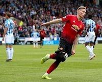 CLIP: McTominay lập siêu phẩm giúp M.U dẫn trước Huddersfield