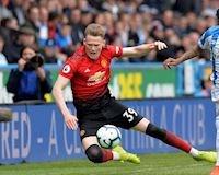 HIGHLIGHT: Hòa Huddersfield, Man United chia tay Champions League