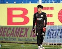 Thủ môn Bùi Tiến Dũng: Chọn Hà Nội FC cứ ngỡ 'lên hương'