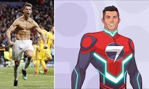 Ronaldo lập đội Avengers, quyết cạnh tranh nhà Marvel