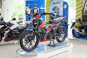 Bảng giá xe côn tay Suzuki tháng 6/2019 mới nhất