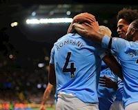 HIGHLIGHT: Kompany ghi bàn giúp Man City hướng về ngôi vô địch