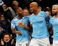 CLIP: Vincent Kompany 'phá đảo' top bàn thắng đẹp vòng 37 Premier league