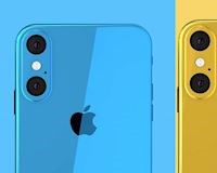 Concept iPhone 11R nhìn chẳng khác gì điện thoại Android