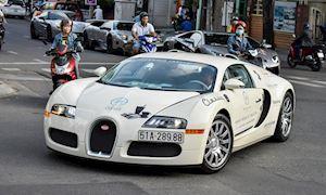 Một lần thay nhớt siêu xe Bugatti tiêu tốn tới 600 triệu đồng