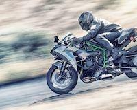 Kawasaki H2 đạt tốc độ kinh hoàng 450km/h