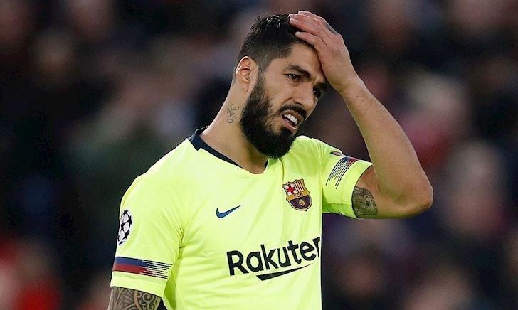 Có Suarez trên sân, Barca đá như chấp người