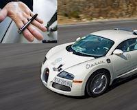 Bu lông trên siêu xe Bugatti Veyron vì sao đắt khủng khiếp?