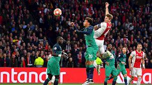 KẾT QUẢ Ajax 2-3 Tottenham: Ngược dòng thần thánh, Tottenham vào chung kết Champions League