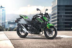 Kawasaki Z400 tại Việt Nam có giá rẻ giật mình 149 triệu