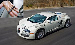 14 con ốc trên Bugatti Veyron có giá bằng chiếc Yamaha Exciter
