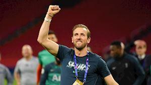 Kane tuyên bố đá chung kết, sẵn sàng 'đồ sát' Liverpool