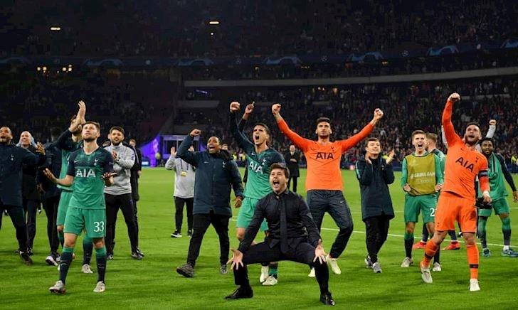 5 điểm nhấn Ajax vs Tottenham: Khổ trước sướng sau thế mới ngầu