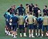 Tottenham tập bài dị trước chung kết Champions League