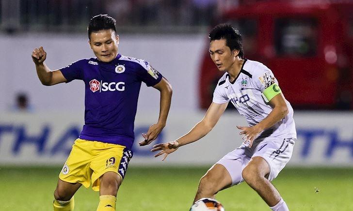 Đội hình tiêu biểu vòng 12 V.League 2019: Tuấn Anh trở lại