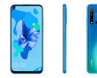 Huawei Nova 5i xuất hiện thêm phiên bản mới, có thể là P20 Lite 2019
