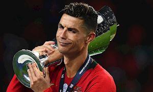 Ronaldo vô địch Nations League, Messi bị đem ra làm trò cười