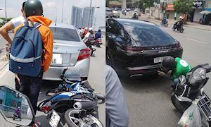Xe hơi đắt tiền hay rẻ tiền - Nhận biết để né xa khi đi trên đường