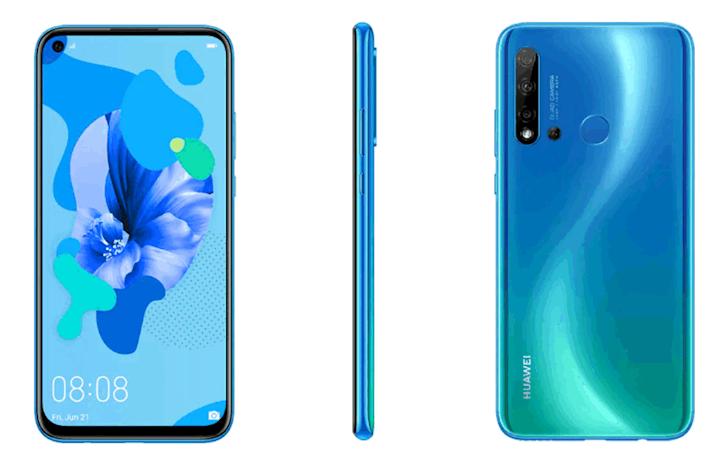 Huawei Nova 5i xuat hien them phien ban moi co the la P20 Lite 2019 3